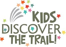 Kids Discover the Trail logo