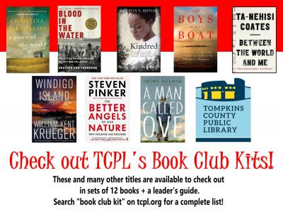 Check Out our Book Club Kits