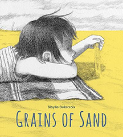 Book cover image of Grains of Sand by Sybille Delacroix