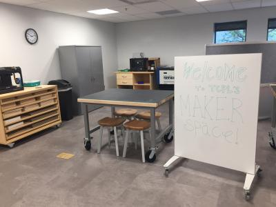 tcpl's makerspace