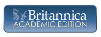 Logo for Britannica Academic Edition