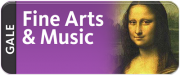Logo for Fine Arts and Music Collection