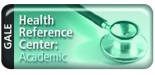 Logo for Health Reference Center: Academic