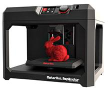 Picture of 3-D Printer