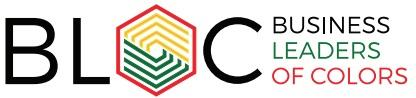 Business Leaders of Colors logo