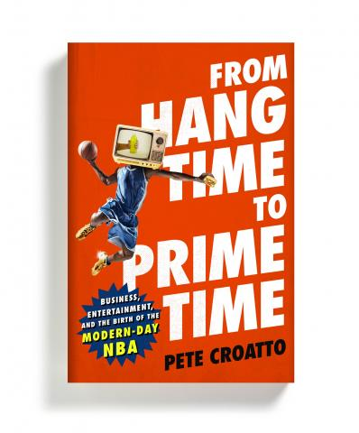 book cover hang time to prime time