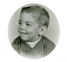 Richard Blanco childhood image